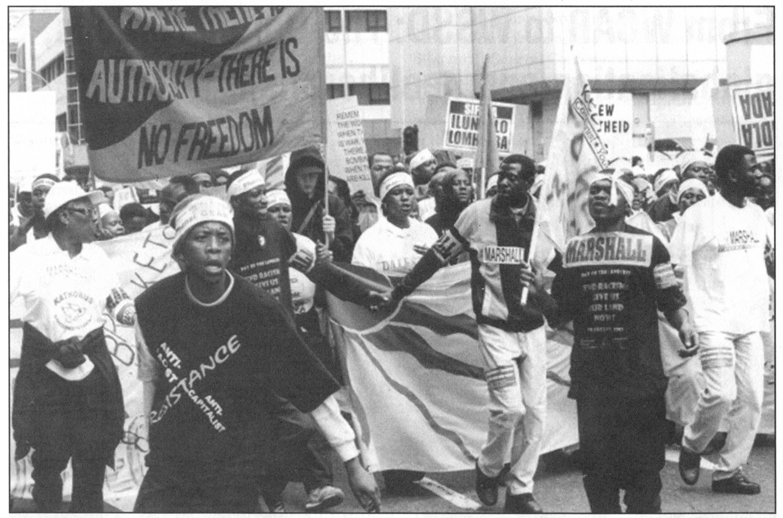 """""""Black anarchism"""", ou anarquismo negro, a junção da luta antirracista ao movimento anarquista"""