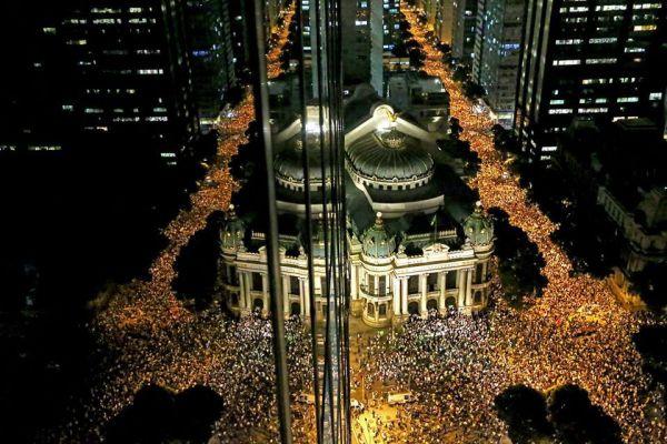 Junho de 2013 - Rio de Janeiro