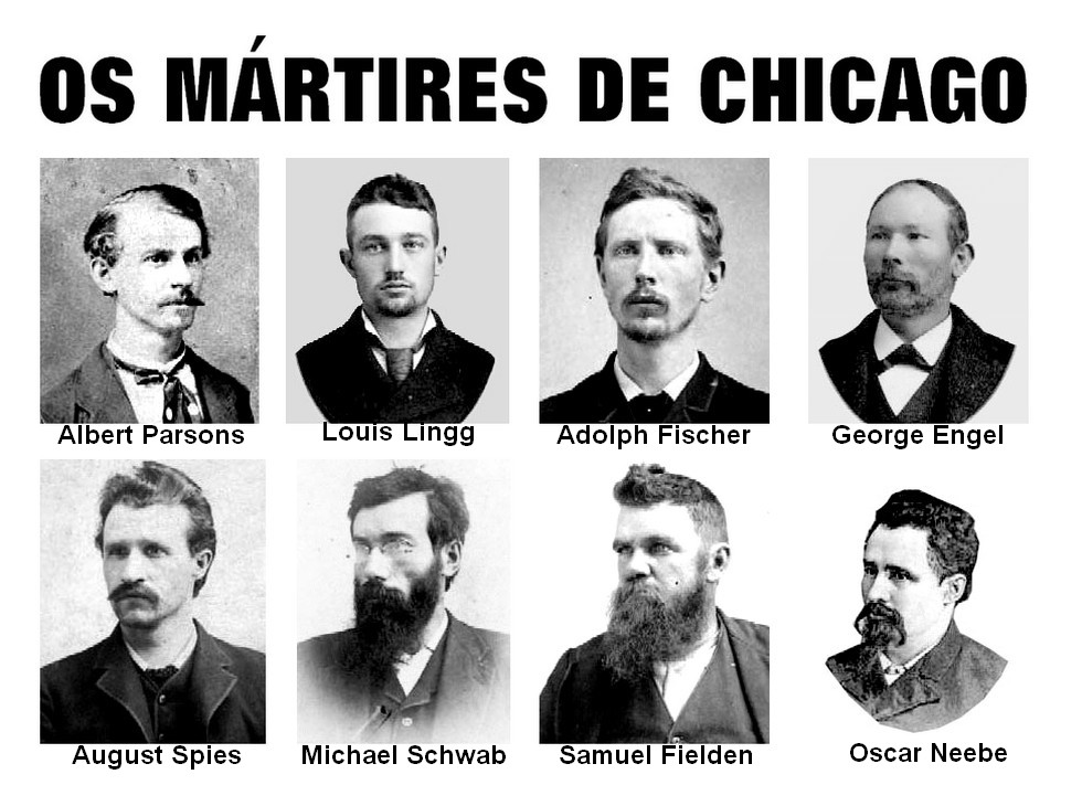 """Mártires de Chicago"""
