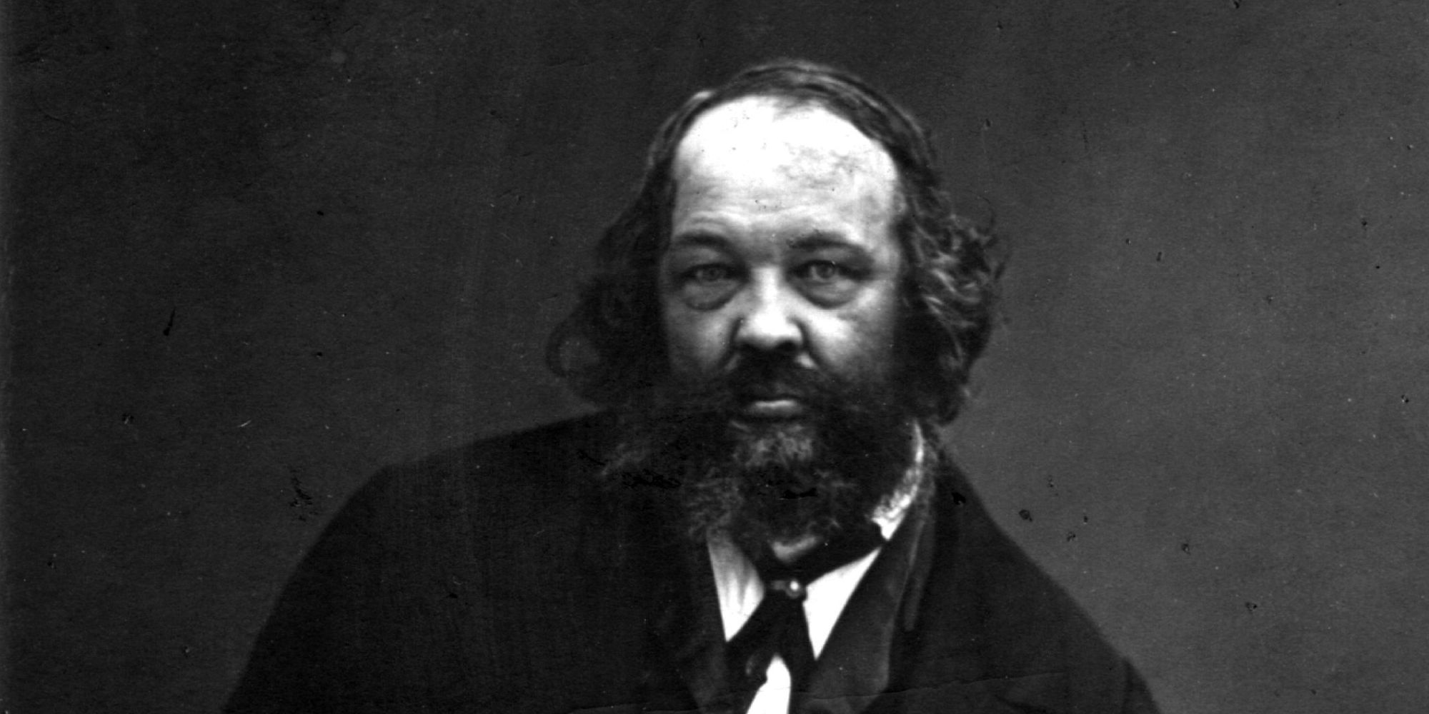 Mikhail Alexandrovich Bakunin, the father of Russian nihilism.    (Photo by Nadar/Getty Images)